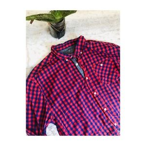 Massive Apparel Shirts - NWOT Checkered Shirt